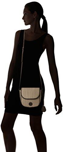 Timberland Tb0m5571 - Bolsos bandolera Mujer Beige (Dark Rubber)