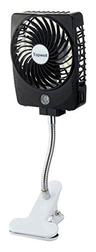 mini square fan - 5