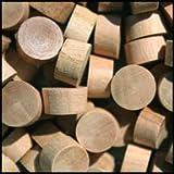 WIDGETCO 7/16'' Cherry Wood Plugs, End Grain(QTY 5,000)