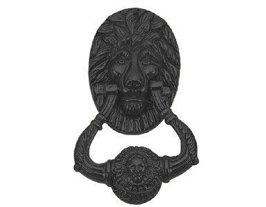 Lion Door Knocker Finish: Oil Rubbed Bronze