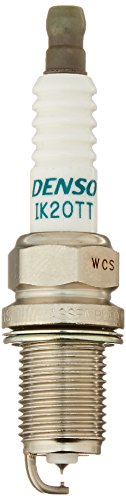 Denso (4702) IK20TT Iridium TT Spark Plug, (Pack of 1) (2008 Audi A4 Spark Plugs compare prices)