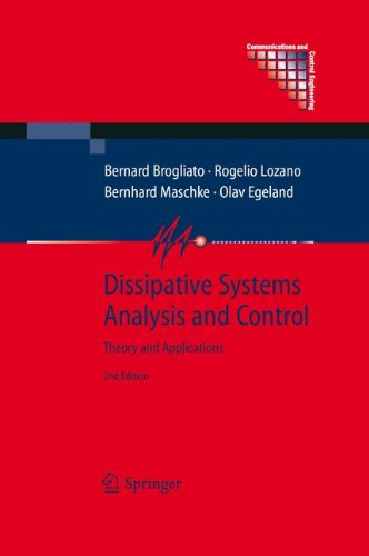 Dissipative Systems Analysis and Control: Theory and Applications (Communications and Control Engineering)
