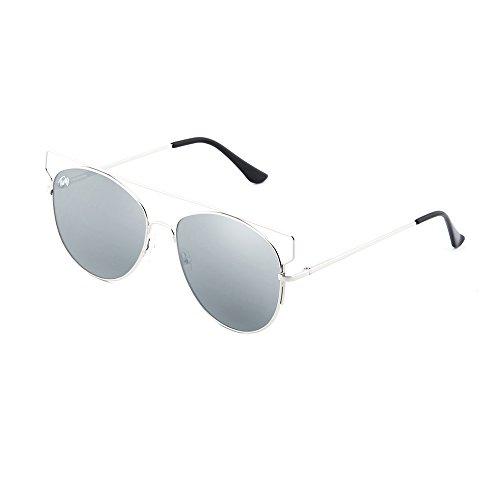 espejo TZARA Plata Gafas TWIG mujer Plata sol degradadas de qwSSIH