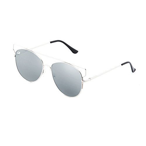 Gafas TWIG sol degradadas Plata espejo de mujer Plata TZARA rnH7Srwx