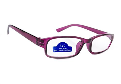 Light 1 75 0 5 UV Blue 2 de Antireflets Anti Lunettes Reflex Morefaz TV Radial Glasses Ltd Gaming 0 Filter 2 Computer MFAZ 5 lecture Femmes 0 1 0 purple Hommes 50 78qUzU