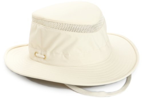 Tilley Endurables LTM5 Airflo Unisex Natural Green Hat, 7 1/2 from Tilley