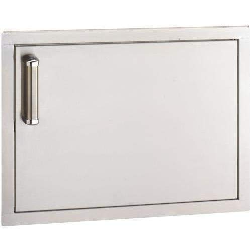 Fire Magic Premium Flush 20-inch Right-hinged Single Access Door - Horizontal With Soft Close - 53914sc-r