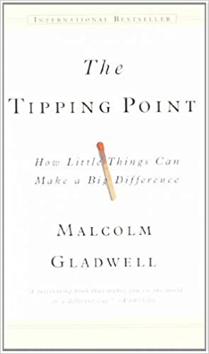 The tipping point by malcolm gladwell published by hachette book the tipping point by malcolm gladwell published by hachette book group usa 2006 paperback amazon books fandeluxe Choice Image