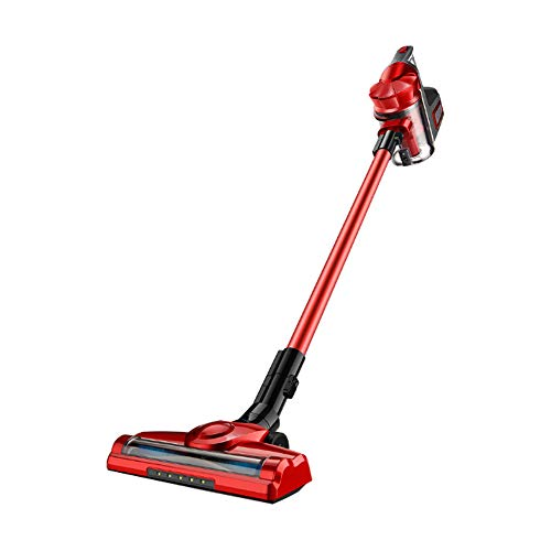 Line Rechargeable Vacuum Cleaner Household Handheld Small Car Cordless Ripple Cordless Rod Vacuum Cleaner, Super Clean Lightweight Cordless Cleaner, Handheld, Powerful Motor Lithium Battery and LED He