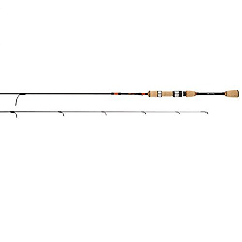"""Daiwa Rods Spinning SMD562ULFS Spinmatic Graphiteultralight Rod 5'6"""", 2pc, Cork, Brown"""