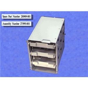 Compaq Hot-Plug Drive Cage for Proliant 2500 1600 1200 3 x 1.6 Inch Bays - Refurbished - 250909-001