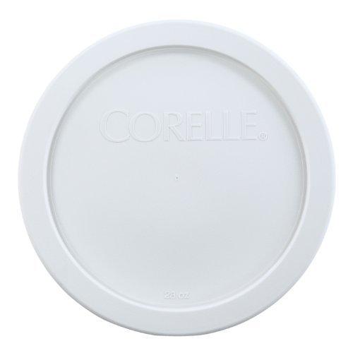 Corelle White 28-OZ Plastic Lid -