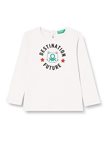 United Colors of Benetton (Z6ERJ) Meisjes. T-shirt T-SHIRT M/L