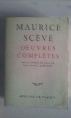 Oeuvres Completes [Pdf/ePub] eBook