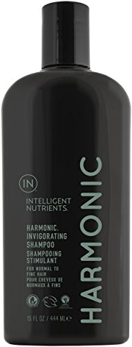 Intelligent Nutrients - Harmonic Invigorating Shampoo (New Look, Same Tingle), (Invigorating Shine Free Cleanser)