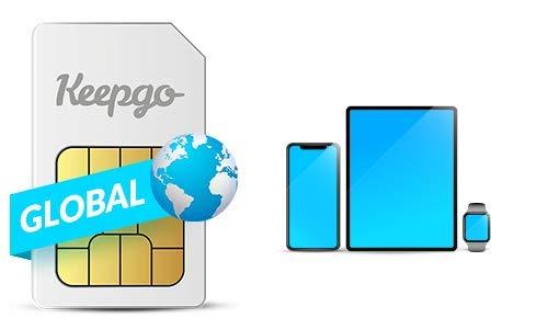 Keepgo Global Lifetime 4G