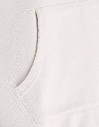 Ai0019100 Studios Acne Felpa Cotone Bianco Donna 8tr7qxrd