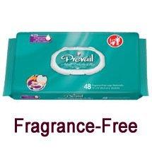 Prevail Fragrance Free Adult Washcloths