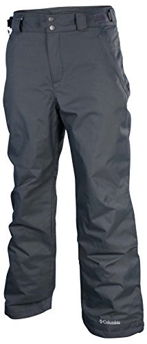 Xxl Snowboard Pants - Columbia Men's Arctic Trip Omni-Tech Ski Snowboard Pants GREY (XXL)