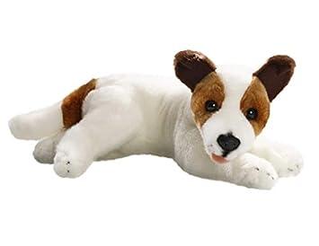 Carl Dick Peluche - Perro Jack Russell Terrier (felpa, 30cm) [Juguete]