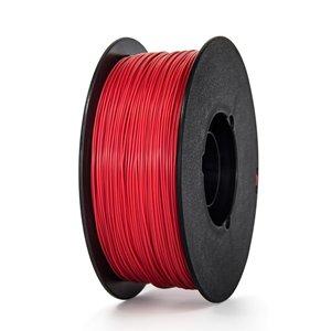 Flash Forge filamento PLA Varios Colores, 1 kg, rojo, 10: Amazon ...