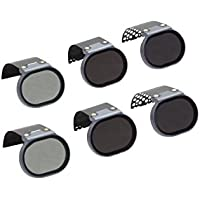 PolarPro DJI Spark Filter 6-Pack (PL, ND8/PL, ND16/PL, ND8, ND16, ND32 Optical Filters)