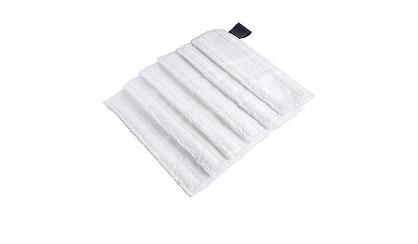 3 Pack Cloth Set Replacement for Karcher SC2// SC3// SC4// SC5 Terry Cloths L0M3