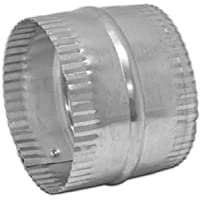 Lambro Industries 246 Aluminum Flexible Duct Connector 6 by Lambro