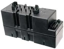 00-06 MERCEDES W220 S600 S500 S430 CL500 CENTRAL DOOR LOCK VACUUM PUMP UNIT
