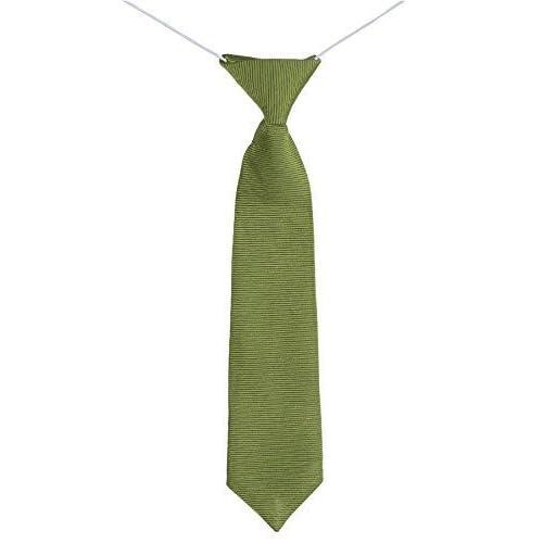 Paisley of London, Niño Corbata, Lazo Delgado, Elástico corbata, Algodón corbata