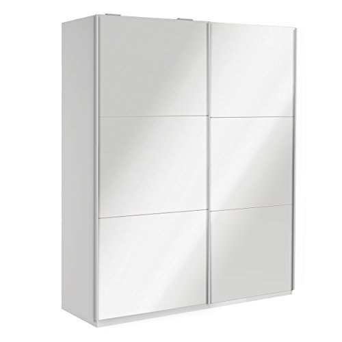 Parisot 302.1.1.3.302609 Wardrobe Sliding Doors, 78'', Mirror by Parisot