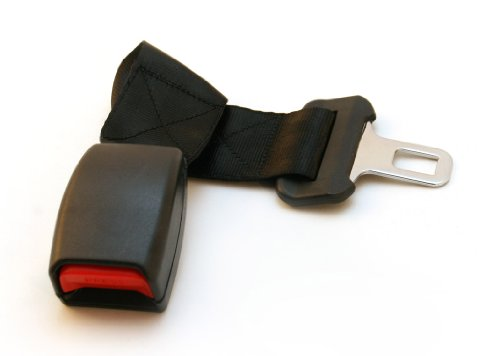 Car Seat Belt Extender for 2011 Dodge Challenger (front seats) - Regular Style Available in Black, Gray & Beige