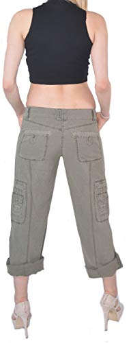 Odziez Buty I Dodatki Spodnie Damen Cargohose Jeans Damenhose
