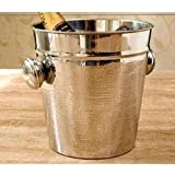StarCrafts 92230 Stainless Steel Hammered Champagne