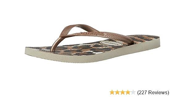 5e6d877ec6f46b Havaianas Women s Slim Animal Flip Flop Sandal