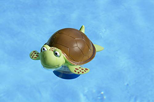 - Poolmaster Swimming Pool Chlorine Dispenser, Turtle