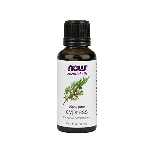 Now Solutions Cypress Essential Oil, 1-Ounce ()