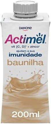 Bebida Láctea Actimel Baunilha 200ml
