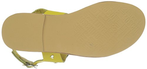 Moschino Sneaker Women's Love Yellow JA16141C15IB0400 8zqwTxqgR