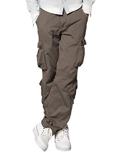 Match Men's Wild Cargo Pants(Light ()
