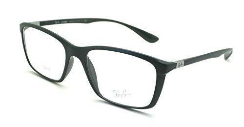 Ray-Ban Men's RX7036 Eyeglasses Matte Military Green 55mm RX7036544055