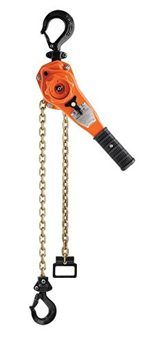 CM-BAN15020-Bandit-Ratchet-Lever-Hoist-1646-Length-1-12-Ton-Capacity-20-Lift