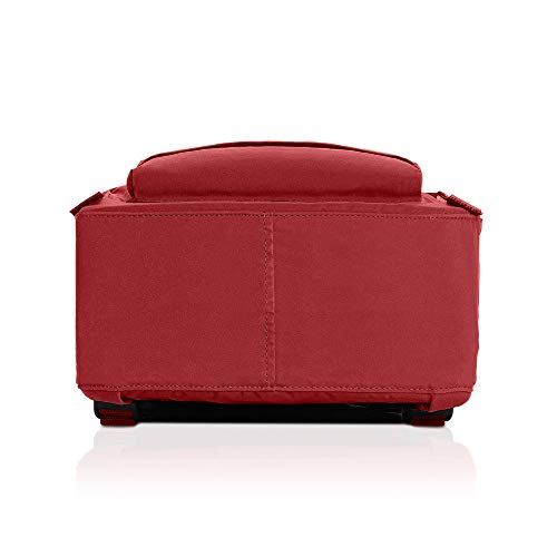 Fjallraven - Kanken Classic Pack, Heritage and Responsibility Since 1960, One Size,Deep Red by Fjallraven (Image #7)