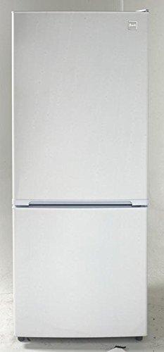 Avanti FFBM102D0W Bottom Mount Frost Free Freezer/Refrigerator, White