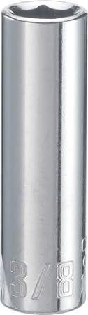 SAE 6-Point CRAFTSMAN Deep Socket 1//4-Inch Drive 5//32-Inch CMMT99102
