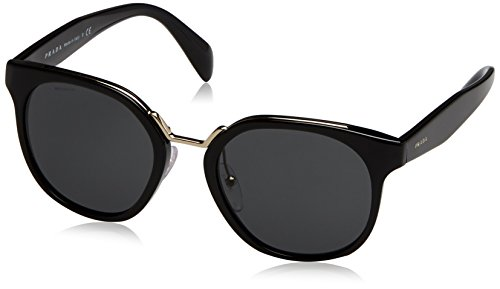 Prada Women's 0PR 17TS Black/Grey - Latest Sunglasses Prada