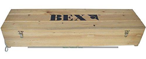 BEX SPORT CROQUET BRITANNIC OUTDOOR GAME by BEX