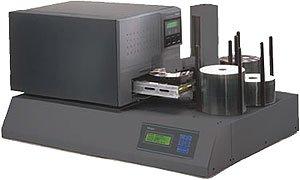 Teac P-55 Thermal Printer W/ 220 Disc Autoloader (Thermal P55)