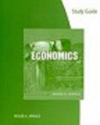 Study Guide for Arnold's Macroeconomics, 7th Edition