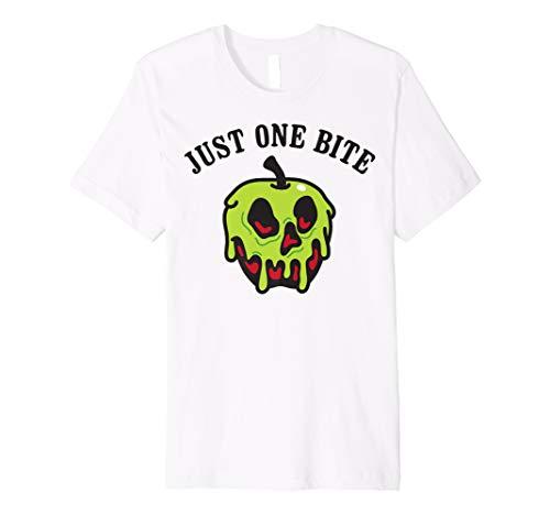 Disney Snow White Poison Apple Just One Bite Premium T-Shirt
